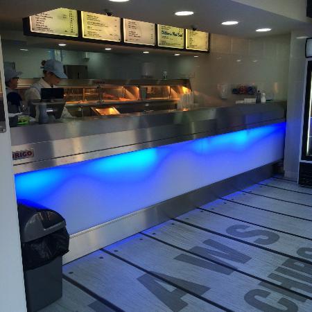 Chinese Food Shop Barnsley