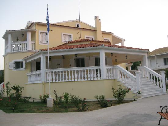The Greek American Villa
