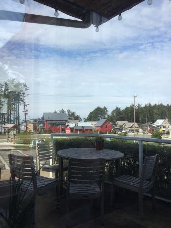 Mill 109 Restaurant and Pub: View from inside
