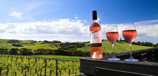 The Shed Te Motu: The Shed Rose 2014