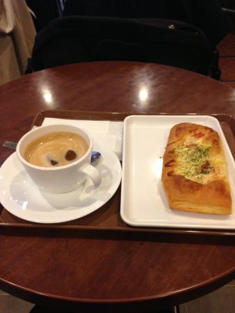 Saint-Marc Café Kanda West Entrance