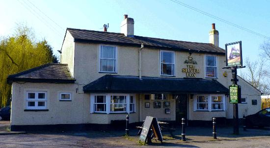 Hertford Heath, UK: The Silver Fox, @thesilverfoxpub