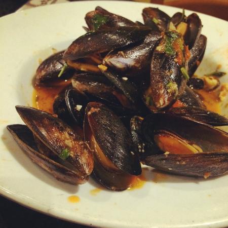 L'Artista Ristorante Pizzeria: Mussels