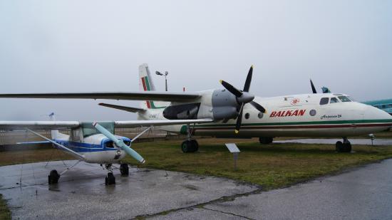 Air Museum Plovdiv
