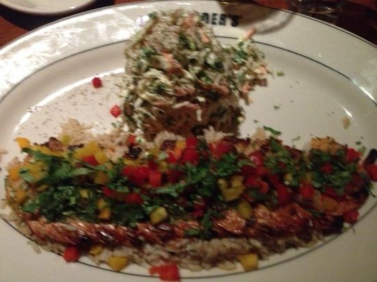 J Alexander's Restaurant: cilanto shrimp