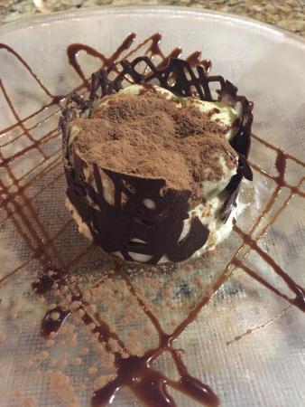 Mediterraneo Restaurant : Tiramisu