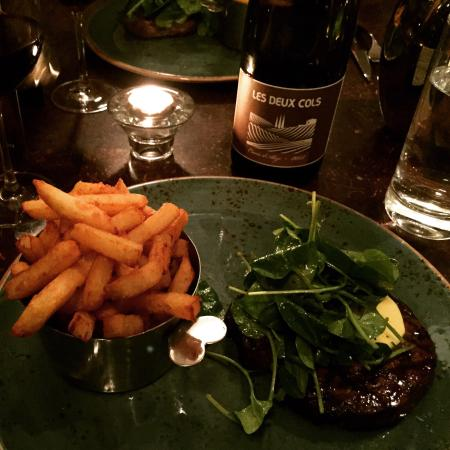 ely wine bar : Great stakes, and one of the best selection of wines in Dublin.