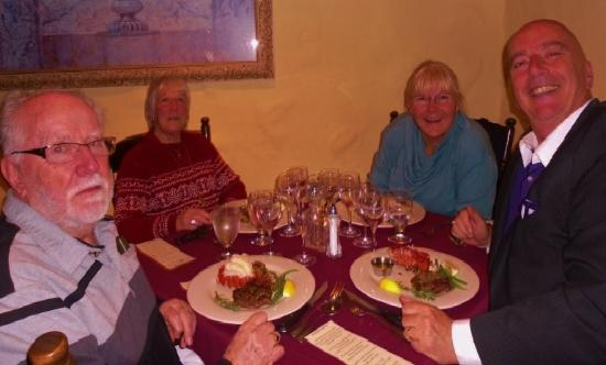 Rossini's Restaurant: Fun with fine food and friends
