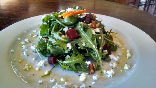 Lino Ristorante Italiano : Arugula salad