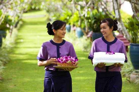 Banyan Tree Spa Phuket