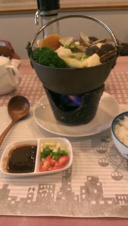 Shui Fu Rong Set Meal, Coffe, Afternoon Tea