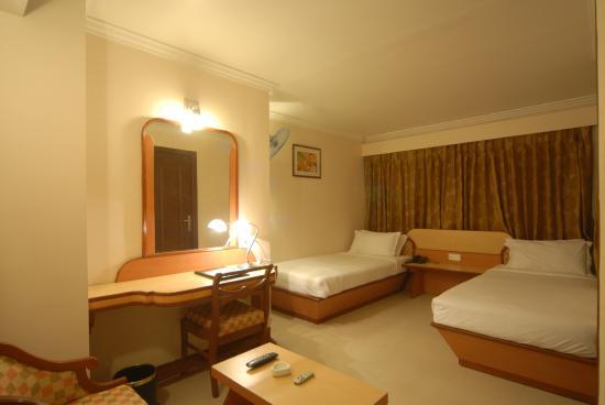 Epsilon the Hotel: Super Deluxe Room