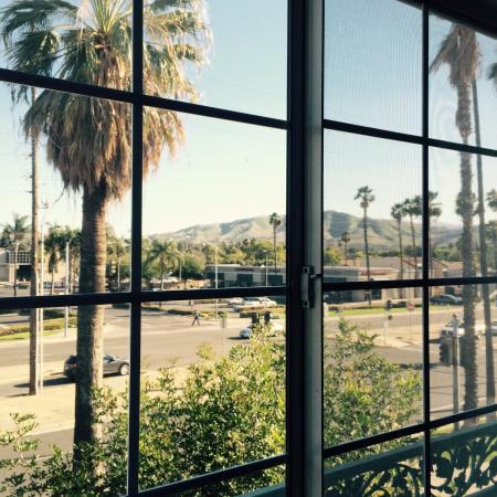 Days Inn Riverside-Tyler Mall: Breathe