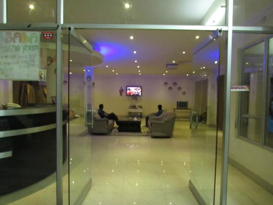 Ali Baba Guest House: Lobby