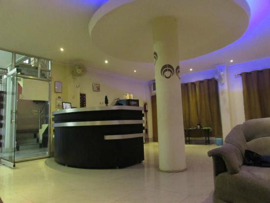 Ali Baba Guest House: Reception