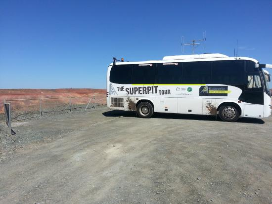 Kalgoorlie Tours & Charters - Day Tours