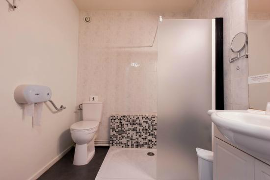 Montagny-les-Beaune, فرنسا: salle de bain