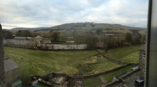 Ebor House: View from room 3!