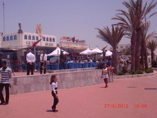 Seafront Promenade : Promenada Agadr