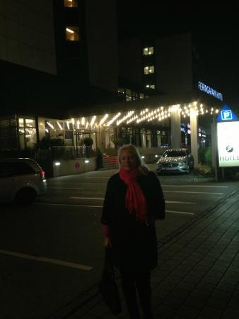Feringapark Hotel: Парадный вход