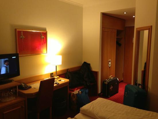 Feringapark Hotel: Номер
