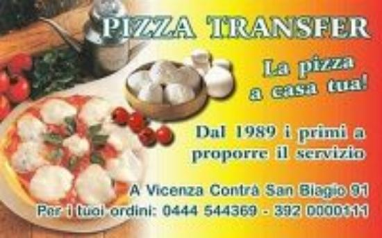 ‪Pizza Transfer  pizzeria a domicilio‬