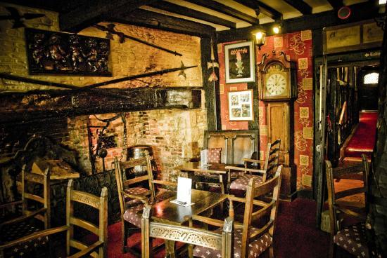 Mermaid Inn Rye Restaurant Reviews