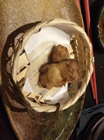 Oh Fish! Sushi by Kaz: Fried Fugu