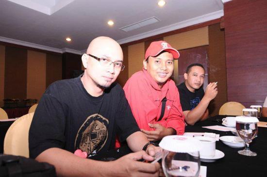 Hotel Pangeran : meeting