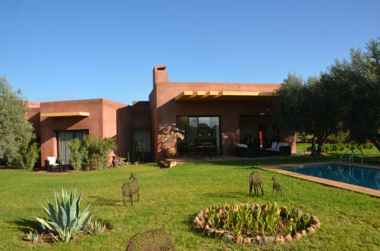 Villa Al Byda: La plus petite villa