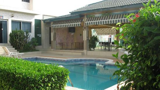 Daloa, Elfenbenskysten: piscine