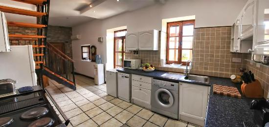 Psematismenos, Chipre: Kitchen