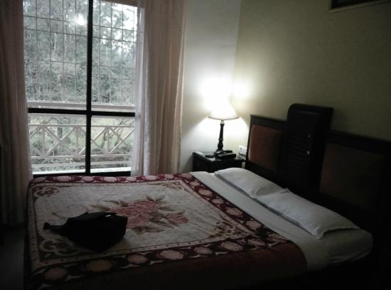 Archana Residency Munnar: Bed room