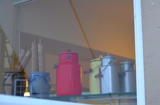 Restaurant Friedrich: Fenster