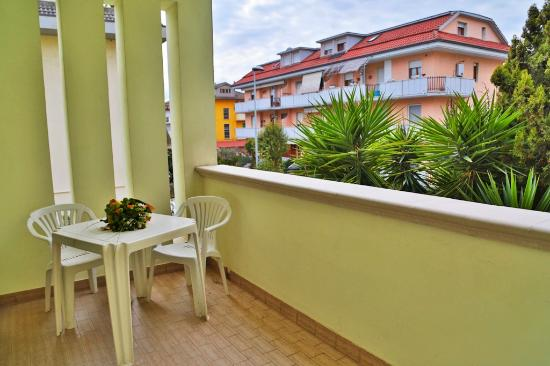 Hotel Maestrale : balcone