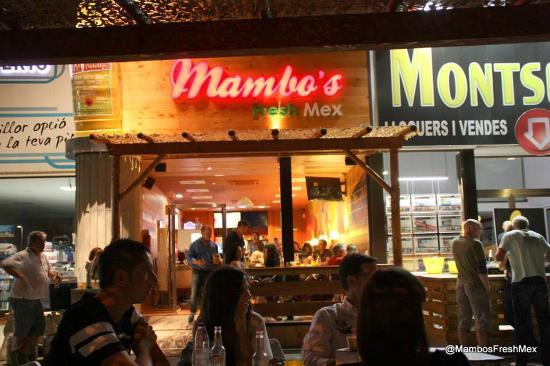 Mambo's Food & Drink Mex