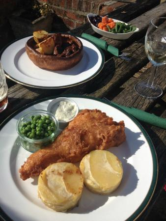 The Swan Inn: Sunday lunch