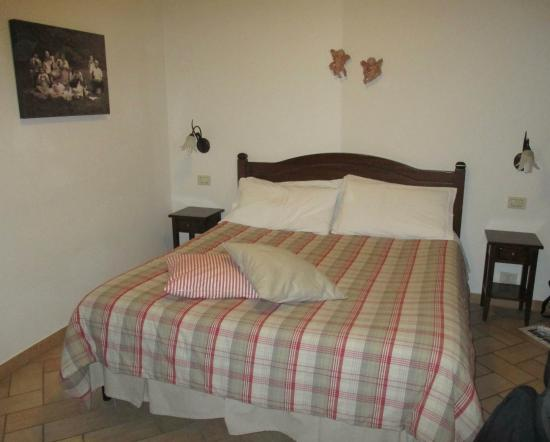 Bed & Breakfast Il Rivo: Camera