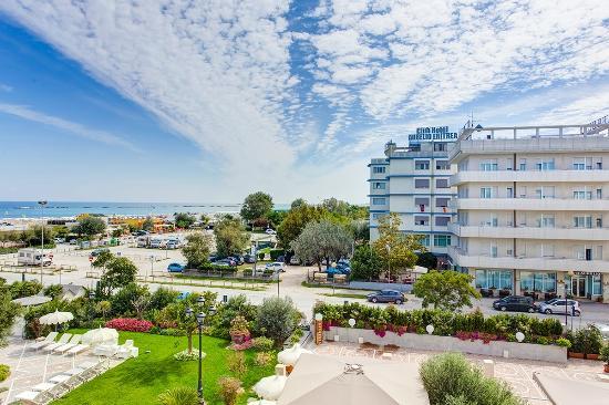 Hotel eritrea prices reviews cesenatico italy - Bagno florida cesenatico ...