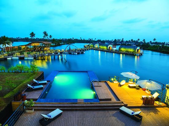 Aquatic Floating Resort Kochi Cochin Kerala Hotel Reviews Photos Rate Comparison