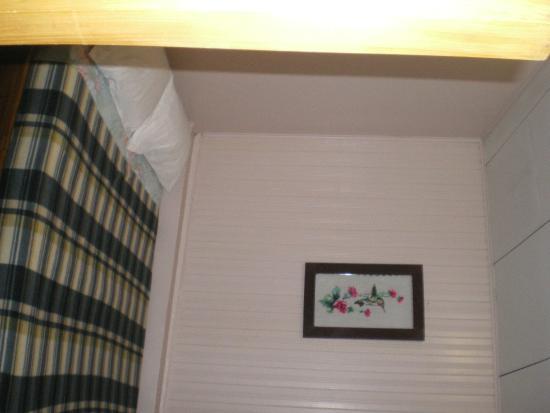 Cabinas and Hotel Vista Al Golfo: Habitación
