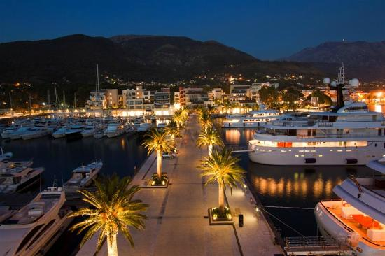 Restaurants in Tivat
