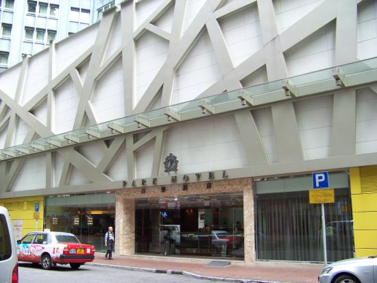 Park Hotel Hong Kong - UPDATED 2017 Prices & Reviews