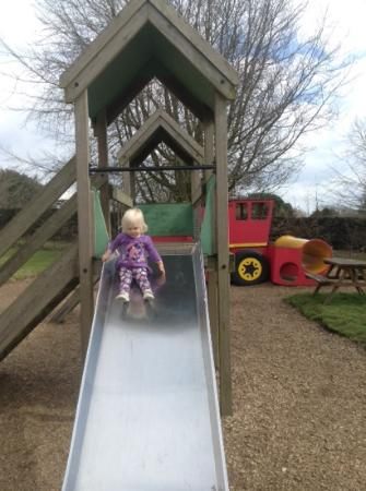 Kingston Maurward Park and Gardens: good childrens play area