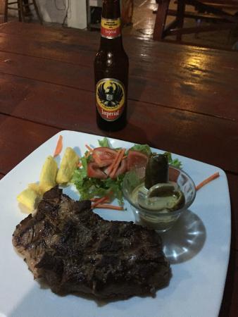 Steak House el Tobogan: Japaleno steak