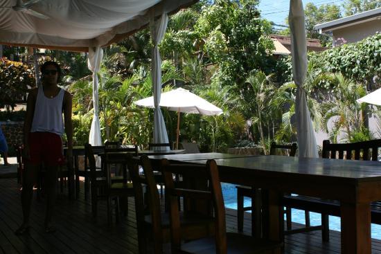 Hotel Arco Iris: Restaurant