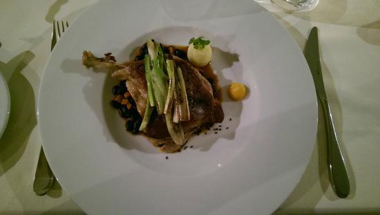 Borgo Agnese: Kachní  stehýnko