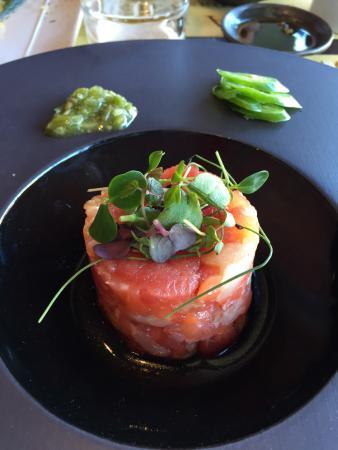 Basara Milano - Sushi Pasticceria: La tartare