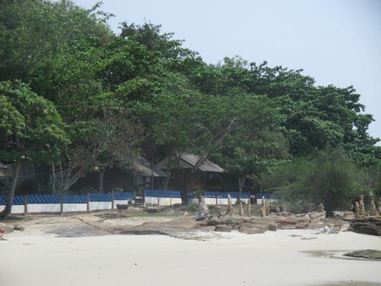 Ao Pudsa Bungalows: les cabanes en bord de plage