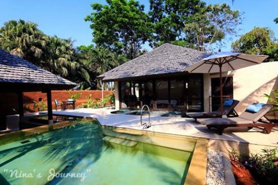 Pool villa picture of sheraton hua hin pranburi villas for 8 villas hua hin